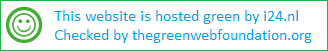 This website is green hosted by collook.nl